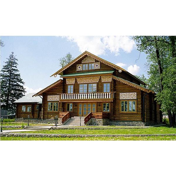 Около 20% покупателей загородного жилья предпочитают деревянные дома